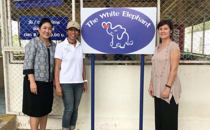 ร้านค้ามือสองการกุศล (The WhiteElephant)